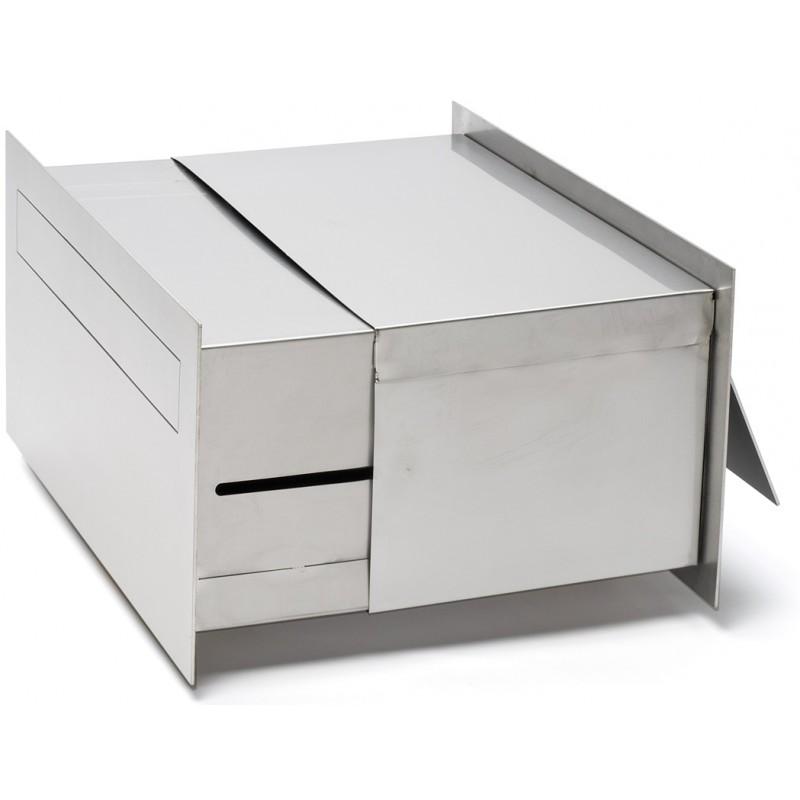 centauri galaxy bo te aux lettres inox int gr e. Black Bedroom Furniture Sets. Home Design Ideas